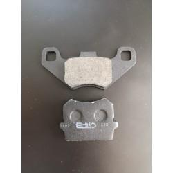 Bremsbeläge hinten ATV125