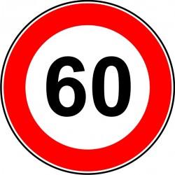 Kleber Geschwindigkeit 60 km/h