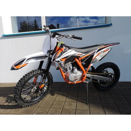 Pitbike 250 ccm 4-T