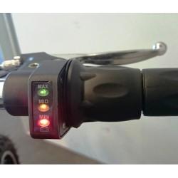 Gasgriff Elektro 3-Pol