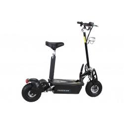 Elektro Scooter 1000 Watt, 48V mit Licht + Freilauf