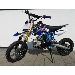 Pitbike Bluedog 125 ccm 4-T