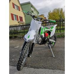 Pitbike 125 ccm 4-T Milton