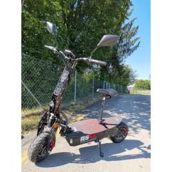 Elektro Scooter 2000 Watt Street + Dual
